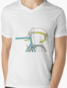 vintage bicycle Mens V-Neck T-Shirt