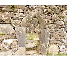 Irish Arch Photographic Print