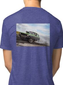 BADIDEA Asponats Burnout Tri-blend T-Shirt