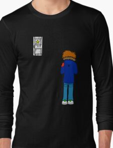 Scott Pilgrim - Subspace Long Sleeve T-Shirt
