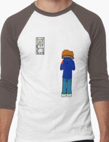 Scott Pilgrim - Subspace Men's Baseball ¾ T-Shirt