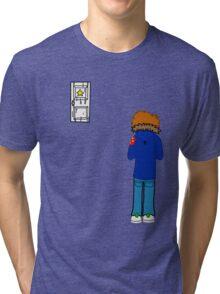 Scott Pilgrim - Subspace Tri-blend T-Shirt