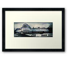 Belfast Botanical Gardens N.I Framed Print