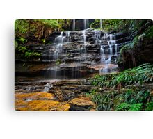 Quiet Location. Canvas Print