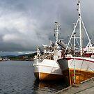 Fishingboats by ilpo laurila