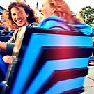Laughter - Lindfield Fun Fair by Matthew Floyd