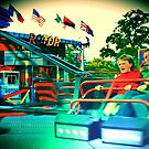 Neeeeeeoowww!! - Lindfield Fun Fair by Matthew Floyd