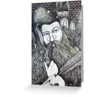 Wizardry Greeting Card