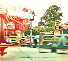 Hold on Tight, Lindfield Fun Fair by Matthew Floyd