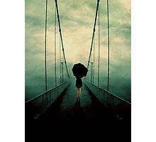 Walk Away Photographic Print