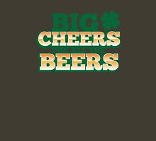 BIG CHEERS FOR ALL THE BEERS! IRISH beer shop design Unisex T-Shirt