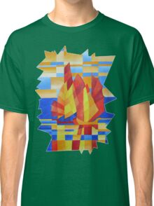 Sailing on the Seven Seas so Blue  Classic T-Shirt