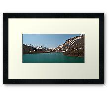 Landscape-1/2011 Framed Print