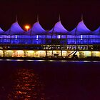 Cruise Ship Terminal Sits Idle by Rene  Triay