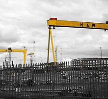 Harland and Wolff by MrDtct