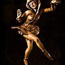 Gold Dust Woman by luckylarue
