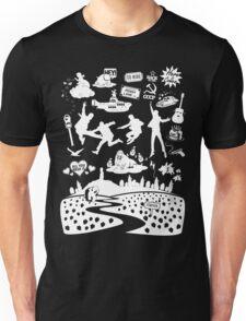 Fab Four Mixtape T-Shirt