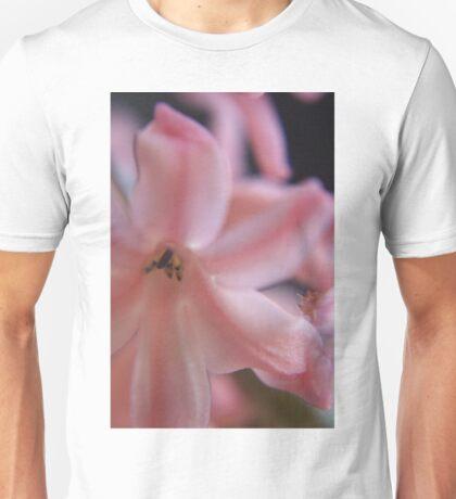 Hyacinth Macro 2 Unisex T-Shirt