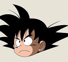 Son Goku by kin1sora