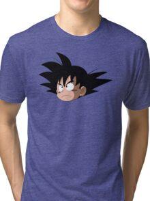 Son Goku Tri-blend T-Shirt