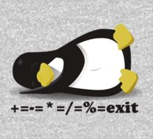 LINUX TUX THE PENGUIN One Piece - Long Sleeve