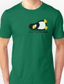 LINUX TUX THE PENGUIN Unisex T-Shirt