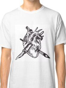 Heart of an artist Classic T-Shirt