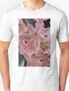 Hyacinth Closeup Unisex T-Shirt