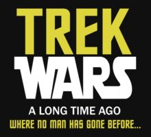 TREK WARS Kids Tee