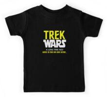 TREK WARS Kids Tee