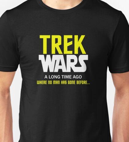 TREK WARS Unisex T-Shirt