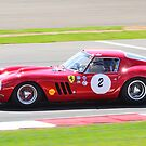 Ferrari 330 GTO by Willie Jackson