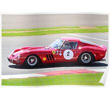 Ferrari 330 GTO Poster