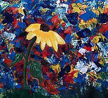 Color Sun Bathing by Angela Pari Dominic Chumroo