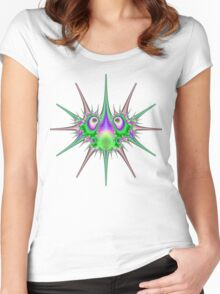 Mykines Bug Women's Fitted Scoop T-Shirt