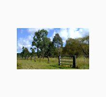 The Aussie farm fence Unisex T-Shirt