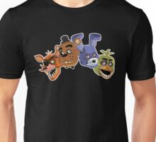 Four from Freddy's Unisex T-Shirt