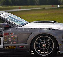Silver Race Car! by Sianwestern