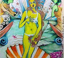 California Girl  by John Dicandia  ( JinnDoW )