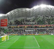 Just for fun- Celtic V's Melbourne Victory by Paul Campbell  Photography