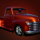 1952 Chevrolet Custom Pickup by TeeMack