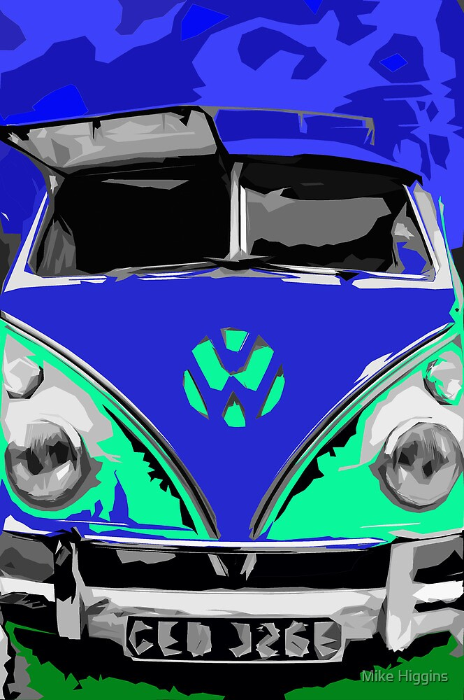 VW by Mike Higgins