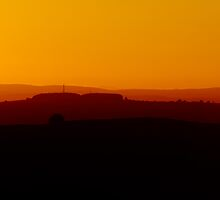 Shropshire Sunset by Matt Sillence