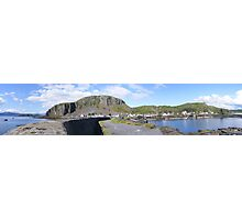 Easdale, Seil Island, Panorama Photographic Print