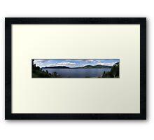 Loch Ness, Highland Framed Print