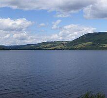 Loch Ness, Highland by Jonathan McColl