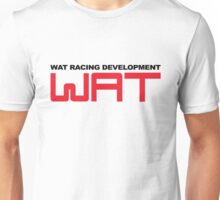 wat racing development Unisex T-Shirt
