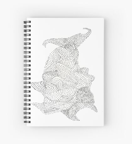 Jester Spiral Notebook