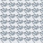 happy blue whale light pattern by mariadurgarian