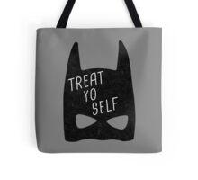 Treat Yo Self   Batman Tote Bag